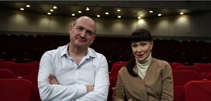 Нонна Гришаева и Одинцовский эстрадно-симфонический оркестр – «Смотри, смотри на этот мир»